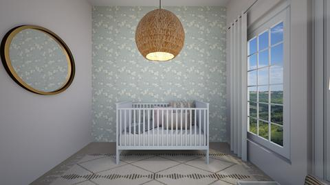 baby room - Kids room  - by copperkettle