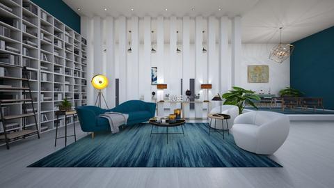 deseinger living - Living room  - by Bedrica