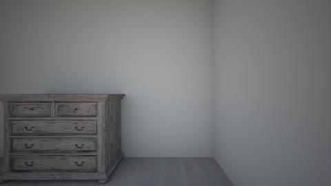 practice room - Bedroom  - by jessierieken