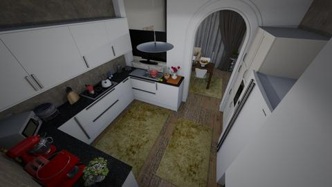 kitchen - by RALU 1234