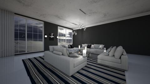 Modern Meets Traditional - Eclectic - Living room  - by Architectura