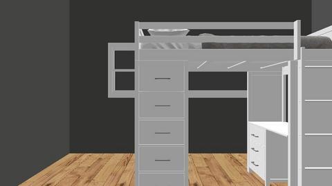 Room plans - Bedroom  - by aclnxmnd