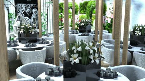 wedin - Garden  - by doudou