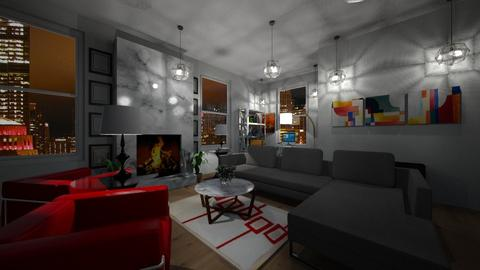ARTISAN FLOORING template - Living room - by T_a_M
