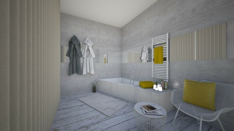 1 - Bathroom - by litalstayler