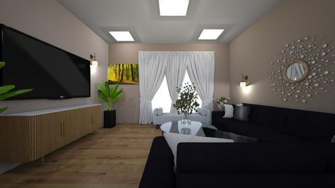 orionaute - Living room  - by _friedmomo_