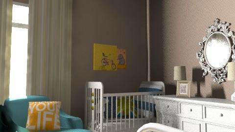 nursery - Classic - Kids room  - by jmbuffamoyer