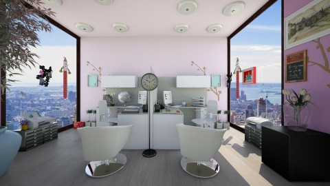 work office - Modern - Office  - by lamzoi