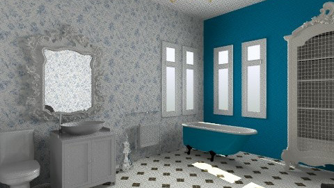 Vintage - Classic - Bathroom  - by LPereira