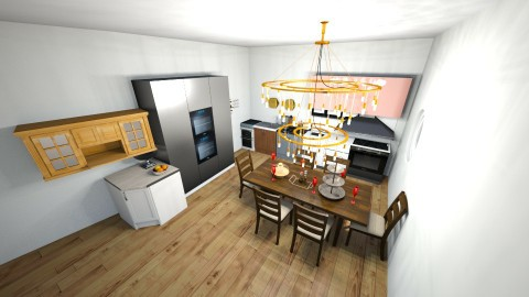 Mansion - Kitchen - by Kirill Solari_317