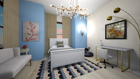 Friday Challenge 4 - Bedroom  - by RhileyM