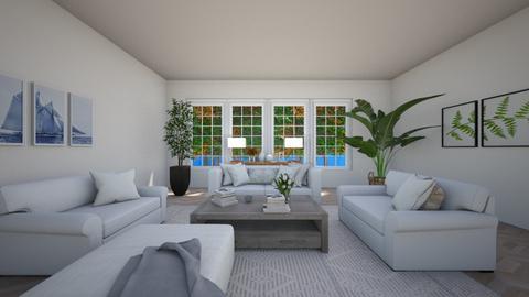 Living Room 3 - Living room  - by cagla_deniz_