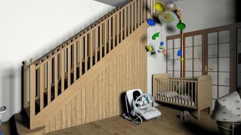 babysitting room  - Modern - Kids room - by sydneysky