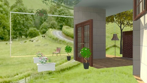 Summer - Classic - Garden  - by mxdyl