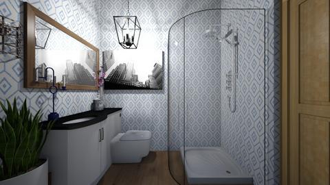 guest bathroom 8 - Bathroom - by GeGe Kanthip