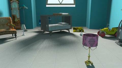 Klassy Korner reloaded - Glamour - Living room  - by lamin_agatha