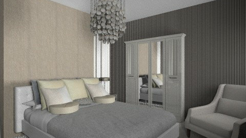 fit for a queen7 - Glamour - Bedroom  - by hannahsdesigns