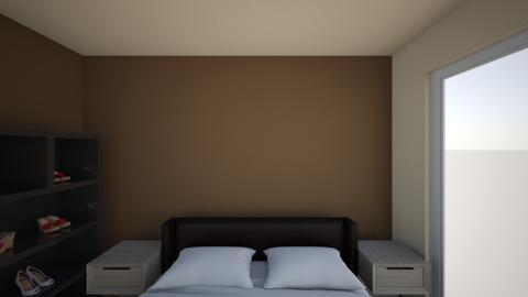 modern bedroom - Bedroom - by 37146