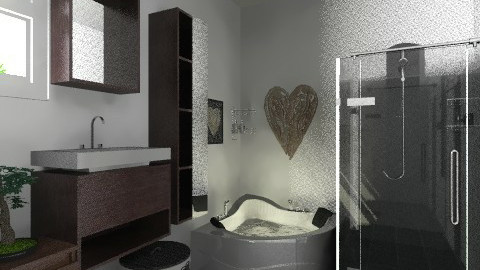 My White Bathroom - Bathroom - by sumz78