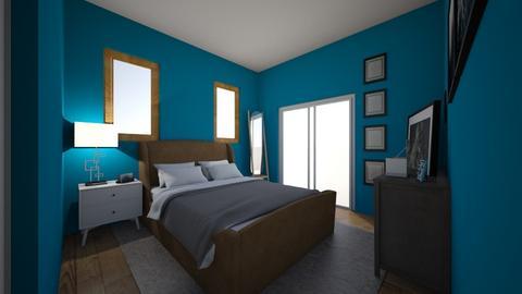 Bedroom  - Bedroom  - by Nick Foreman