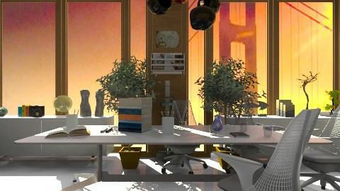 Board Room - Modern - Office  - by Luisy