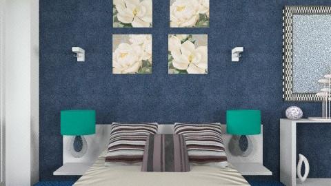 sand Beach_2 - Minimal - Bedroom  - by milyca8
