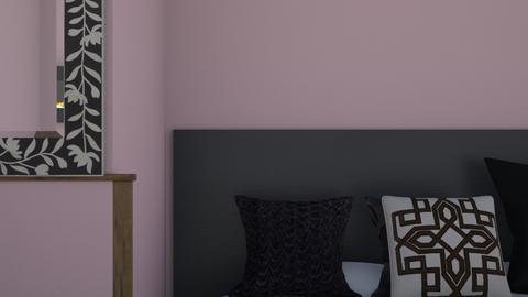 kylees dream room  - Glamour - Bedroom  - by kybarrettewolf