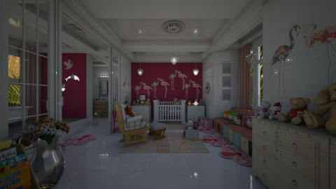 Maria Alice - Kids room  - by Maria Helena_215