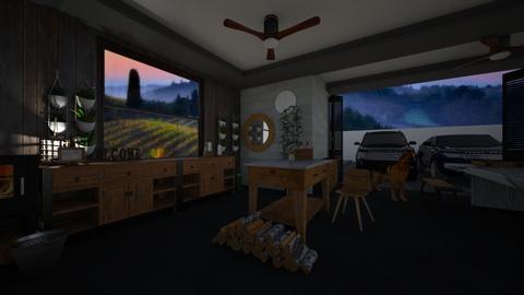 Workshop - Office - by nevenadesko