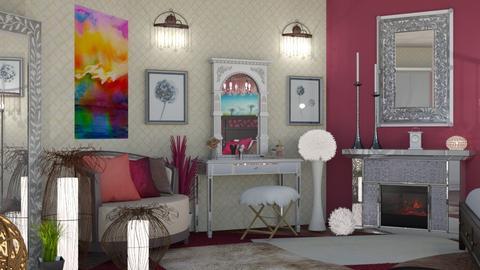 floor lamps - by Teri Dawn