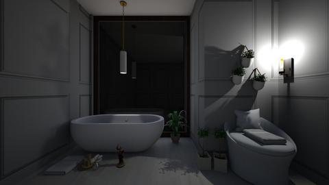 banheiro  - Bathroom  - by alicia vieira