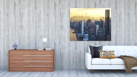 A Living - Living room  - by designcat31
