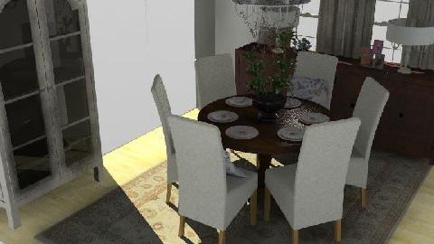 Formal Dining Room3 - Dining Room  - by lmbenin