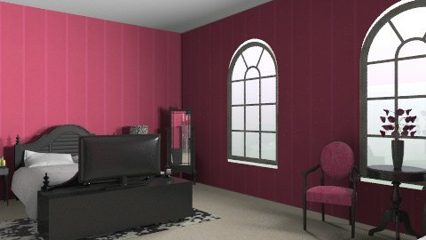 Teen - Glamour - Bedroom  - by okaymolly