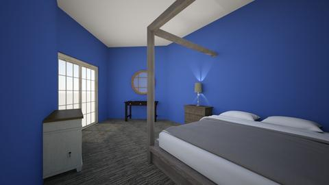 Adam H spanish project - Modern - Bedroom  - by AdamdHamilton