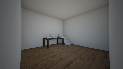 sewing room - by Herget