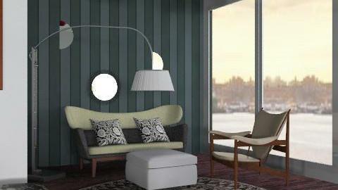 n - Bedroom - by ory_ana