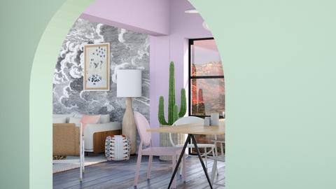 lll - Living room  - by zozan