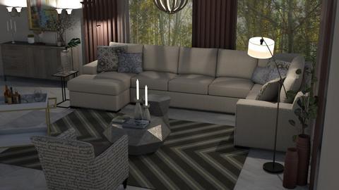 Living ROOM - Living room  - by nat mi