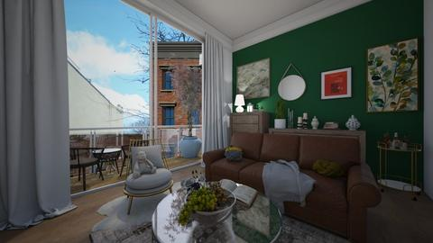 Cozy livingroom - Living room - by Petracelic