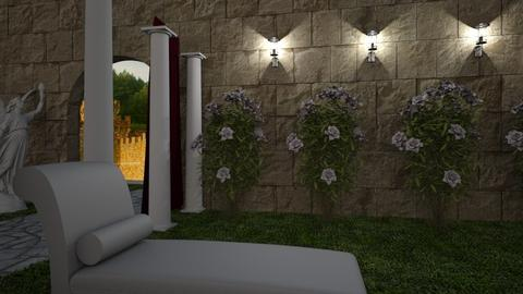 Outdoor Garden - Garden - by Localzen