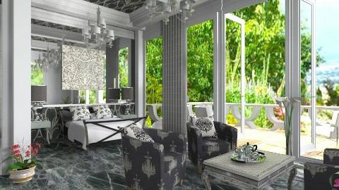 Gatsby Style - Classic - Bedroom  - by Bibiche