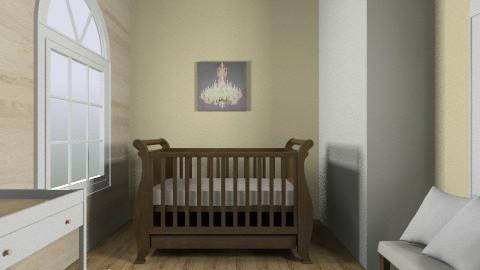 Neutral Baby - Kids room - by palislee