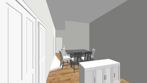 Rumah Sederhana Pwa v2 - Living room  - by close2licha