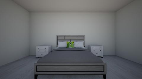 My Bedroom - Bedroom  - by mjort
