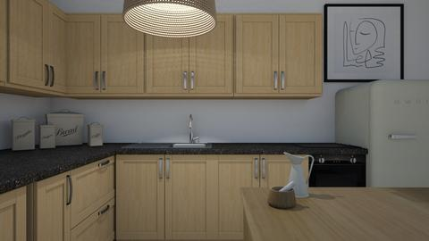 k i t c h e n - Kitchen  - by 27aleger