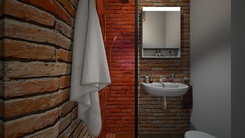 Casa362Bathroom - Eclectic - Bathroom  - by nickynunes