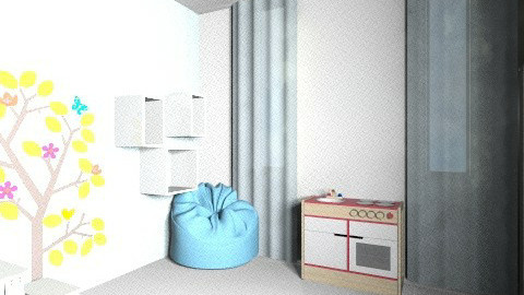 oranit play room 20 11 - Eclectic - Kids room - by adigallay