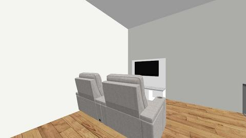 BROTHER GAMING ROOM - Kids room  - by claireluisau