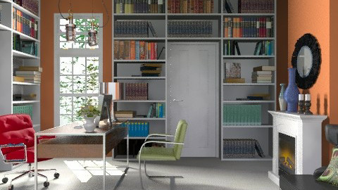 Private Space - Modern - Office  - by 3rdfloor